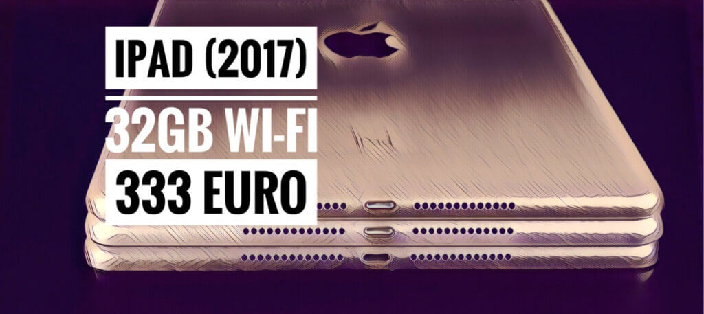 Apple iPad 32GB WI-Fi (2017)